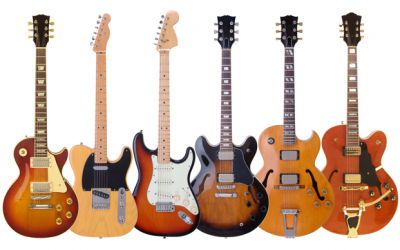 WHICH GUITAR IS RIGHT FOR ME?