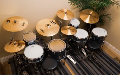 We Don't Own A Drum Set! Can We Still Take Drum Lessons? ABSOLUTELY!